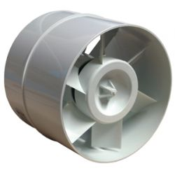 FRESH Inline Fan 100 – 130m<sup>3</sup>/hour