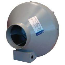 "SystemAir Fan RVK 100A1 - 100mm / 4"" - 175m<sup>3</sup>/hour"